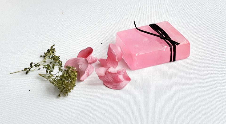 Savon à la Rose A L'ORIENTALE