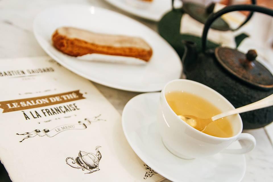 """Mon Tea Time au """"Salon de Thé à la Française"""" de Sébastien Gaudard …"""