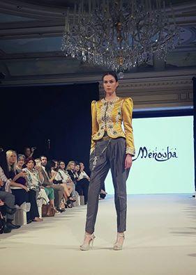 MENOUBA COUTURE - Oriental Fashion Show - Juillet 2016