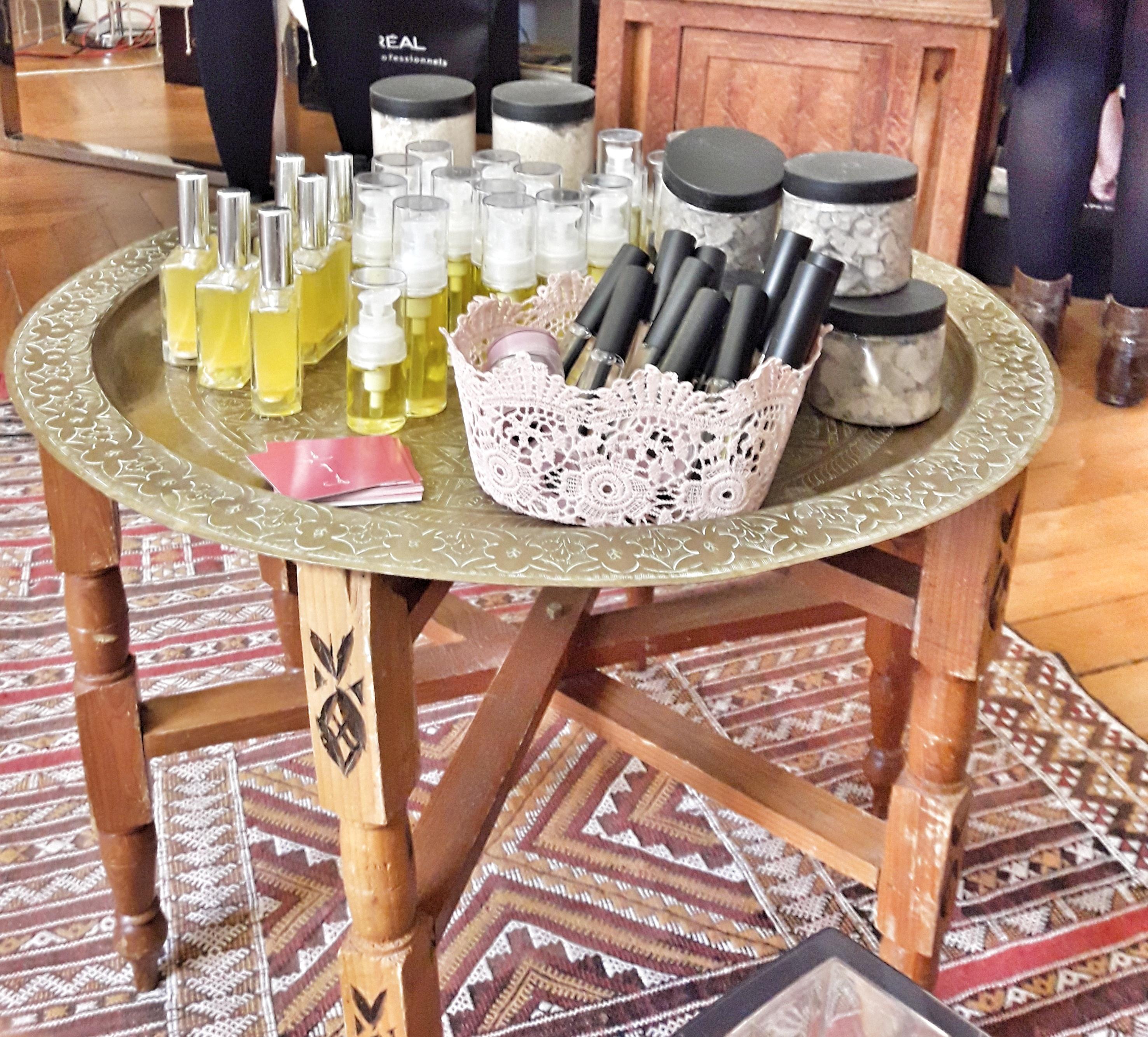 Des produits naturelsSou and You  importés du Maroc que l'on retrouvent dans la rubrique YOUSTORE du blog ....