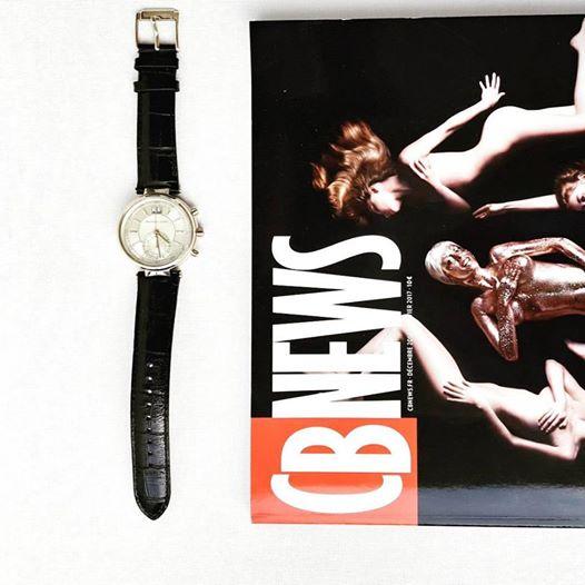 Coup de cœur pour cette montre MK … shoppée sur  le site www.watchshop.fr