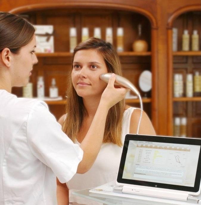 Le VisioDerm, mieux connaître la qualité de sa peau