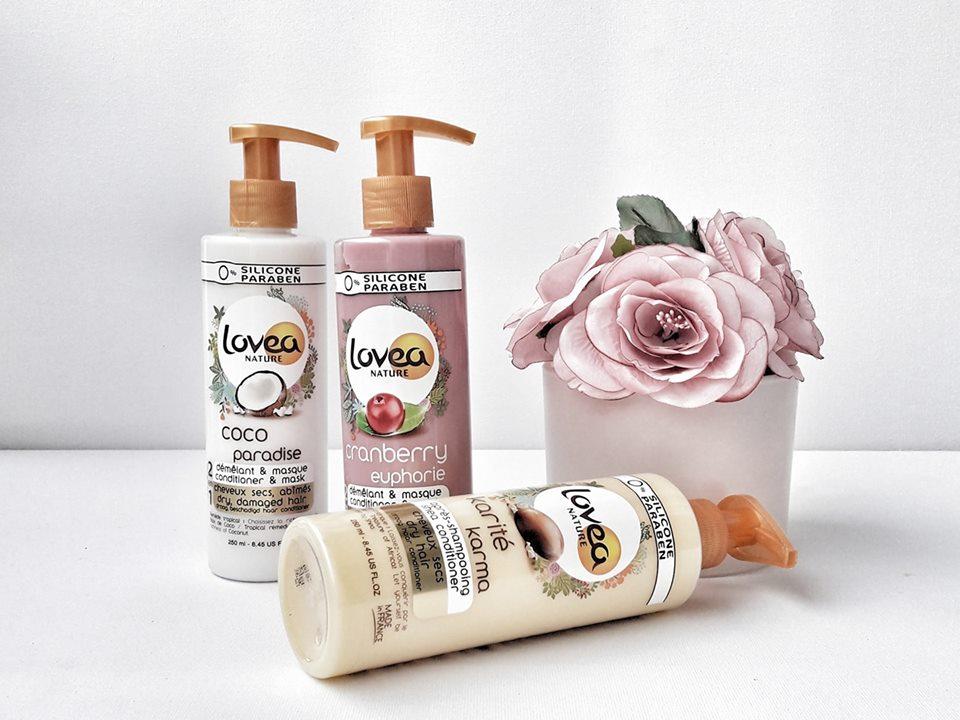 Les 3 nouveaux soins LOVEA NATURE 0% silicone, paraben, 100 % plaisir ...