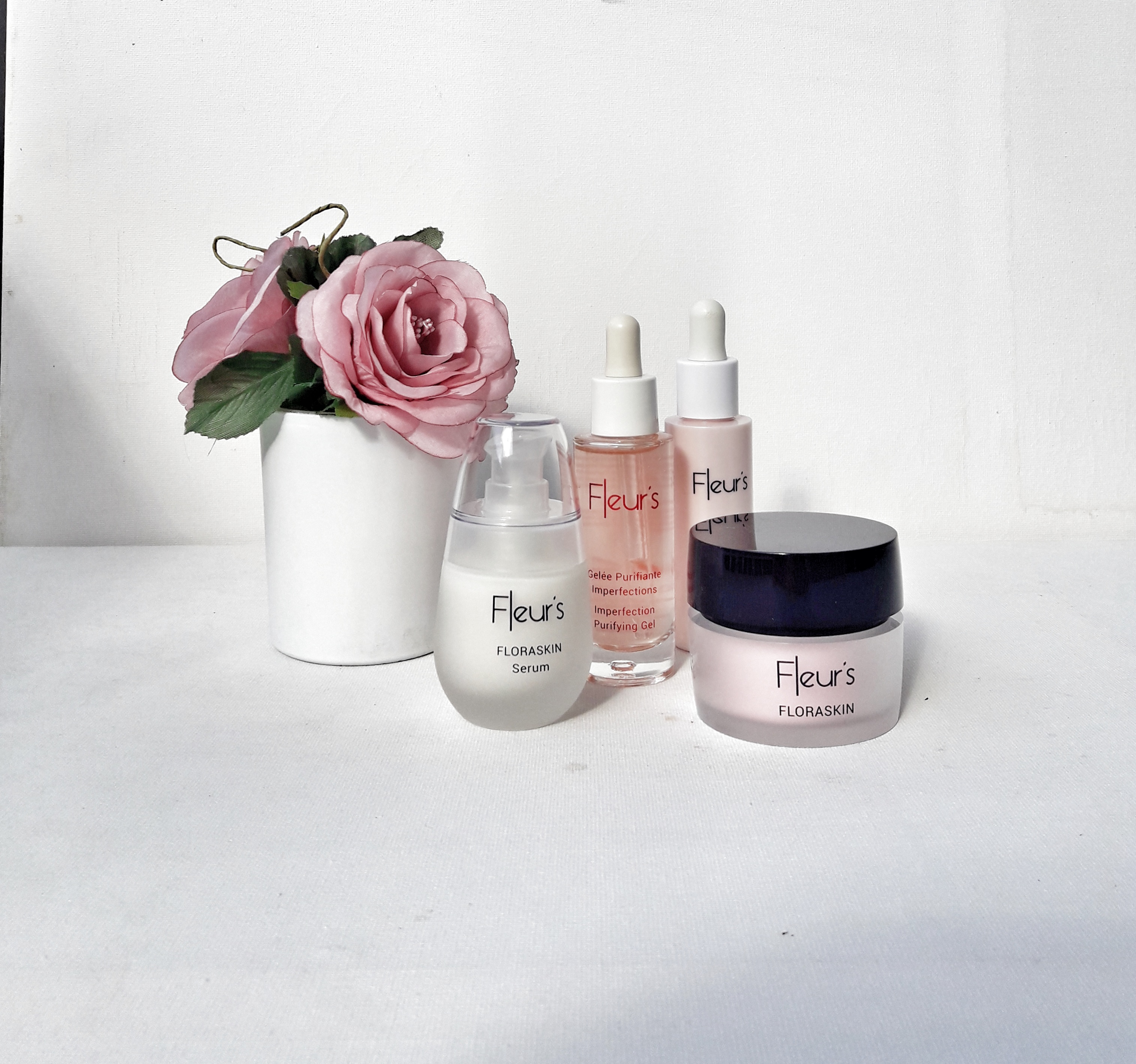 routines beaut peau mixte et peau grasse avec les cosm tiques fleur s sou you. Black Bedroom Furniture Sets. Home Design Ideas