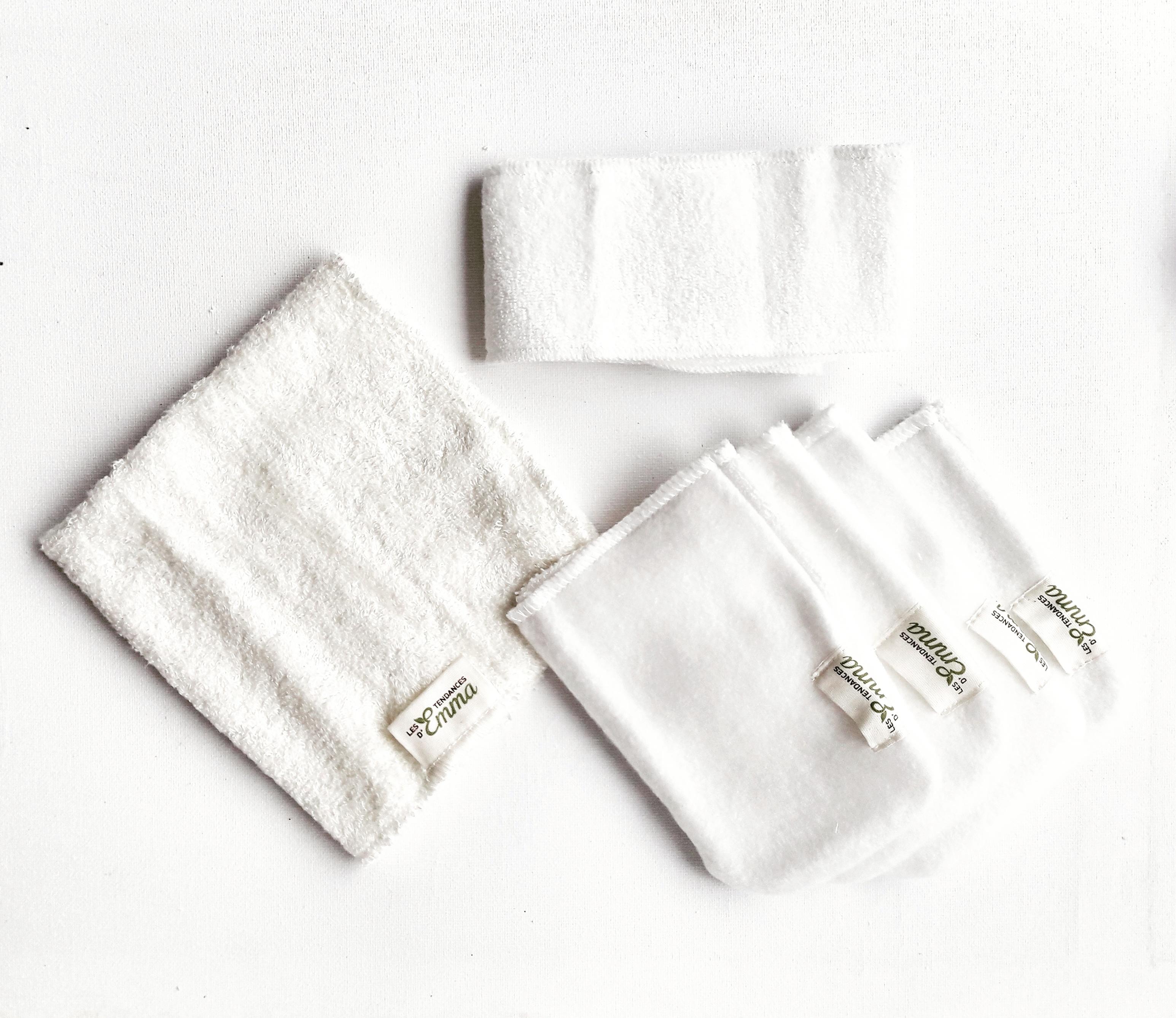 Le kit layering recyclable Les Tendances d'Emma
