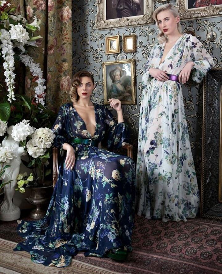 Oriental Fashion Show – janvier 2018 … Sergey Shabunin