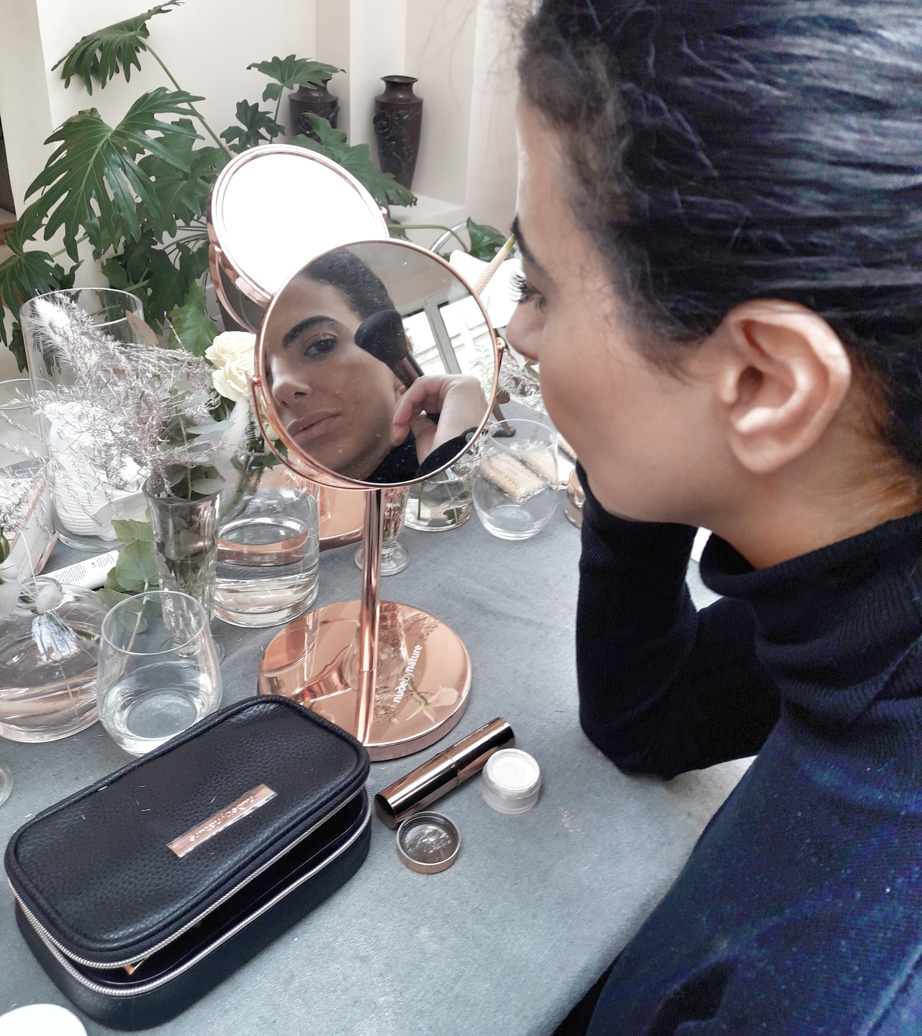 Masterclass make-up naturel by NUDE BY NATURE ....