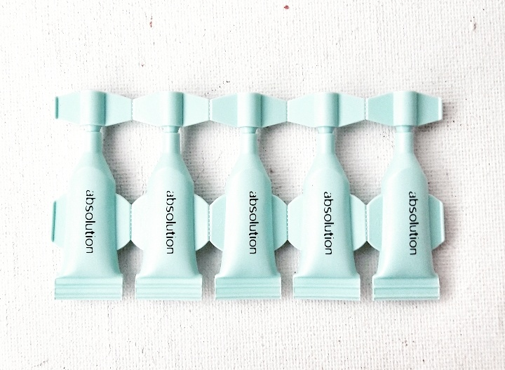 Capsules Absolution Cosmetics - Cure Peau Nette de 15 jours pour une peau plus saine et beaucoup plus jolie!