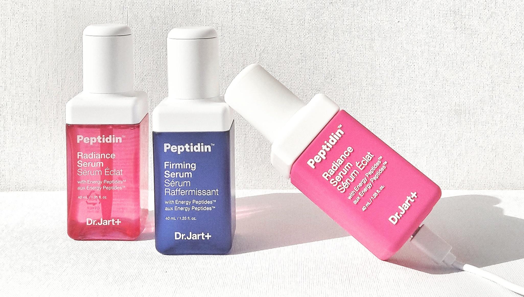 Peptidin de Dr Jart+, rechargez votre peau avant l'été!
