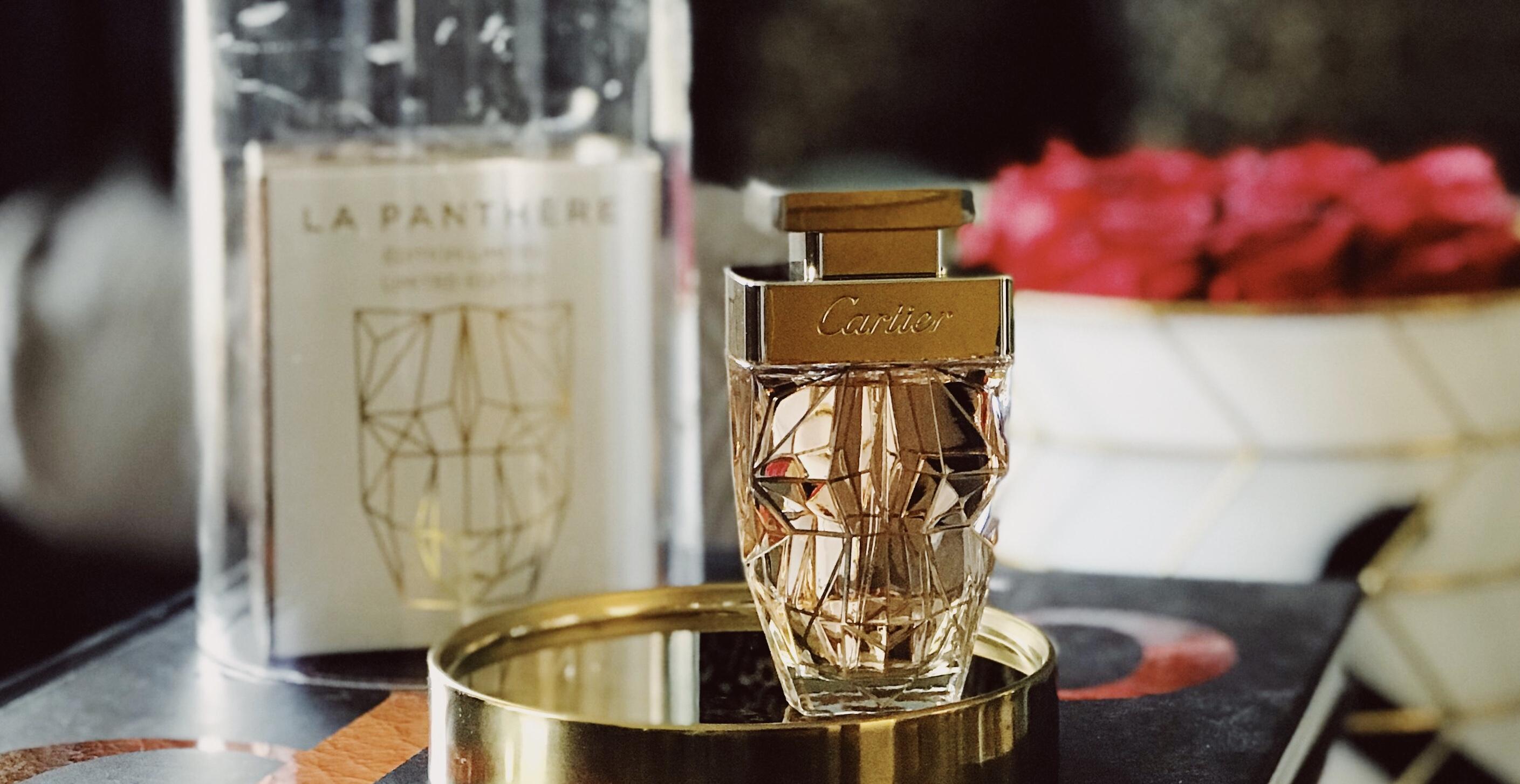 Cartier, le parfum La Panthère  fête son 50ème anniversaire