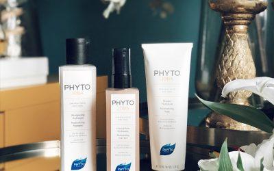PhytoJoba, la nouvelle gamme de soins pour cheveux secs