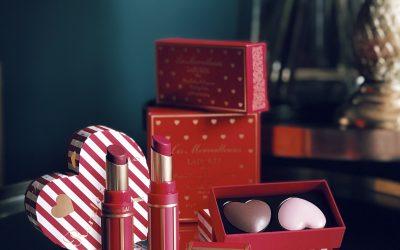 Makeup et gourmandises: Les Merveilleuses Ladurée