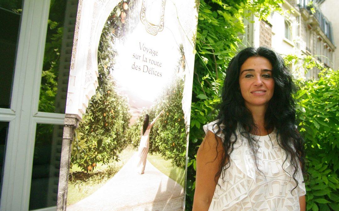 Interview de Vanessa Sibton, créatrice de la Sultane de Saba