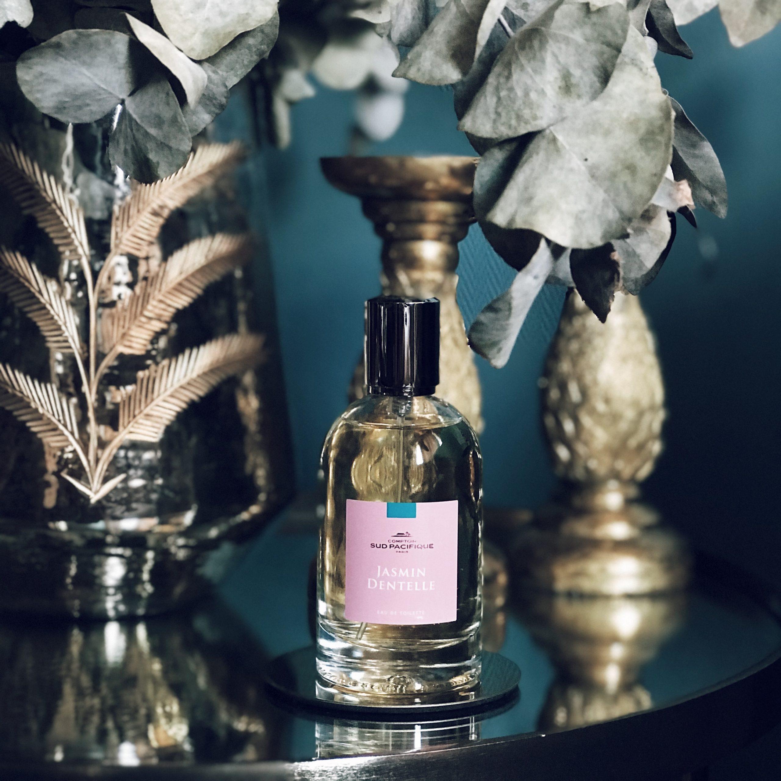 Séléction Parfums de Niche: Mizensir, l'Envers du ParadisComptoir Sud Pacifique - Dentelle Jasmin