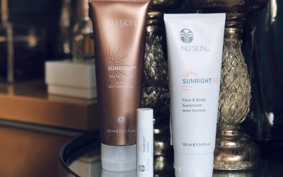 NU SKIN dévoile ses protections solaires