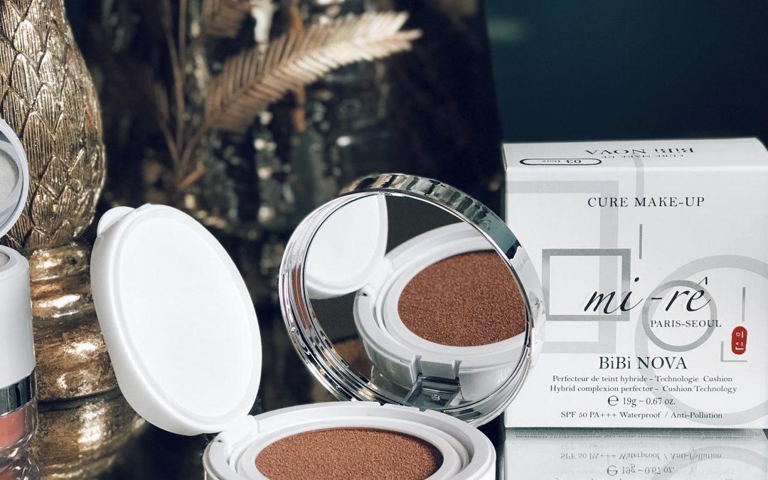 Mi-Rê cosmétique, du soin au maquillage