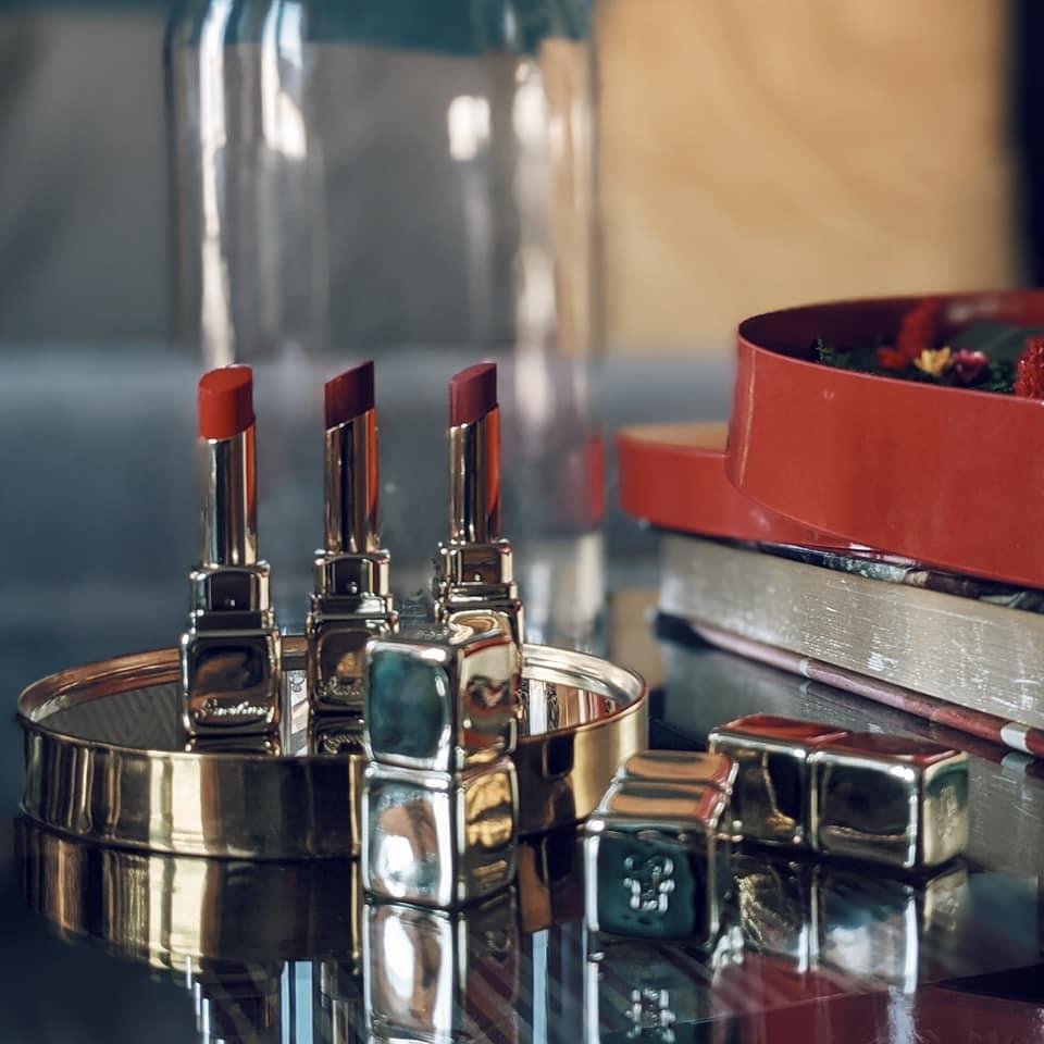 Nouveaux Rouges à Lèvres Guerlain