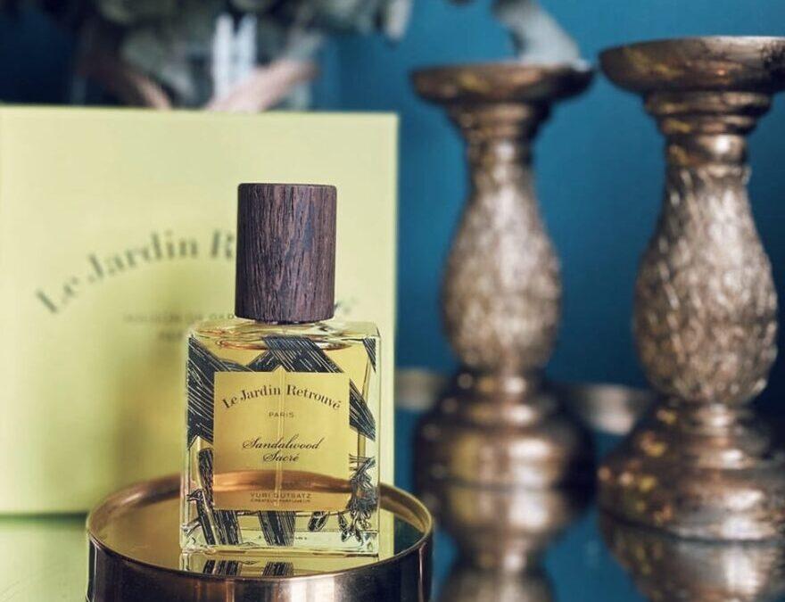 Le Jardin Retrouvé, une histoire, des parfums …